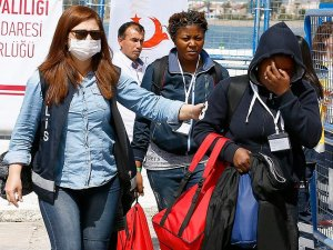 İade edilen göçmenler ülkelerine dönmek istemiyor