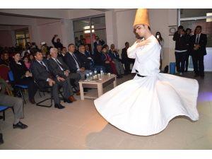 Eleşkirt'te Semazen Gösterisi