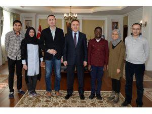 Erzurum 23 Nisan'da 48 ülkeden öğrenci misafir edecek