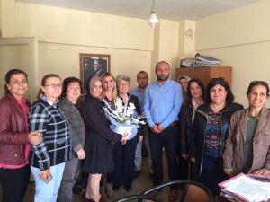 AK Parti Söke Kadın Kollarından Avukatlar Günü Kutlaması