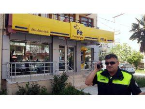 Güpegündüz PTT Şubesini Soydu, Kıskıvrak Yakalandı