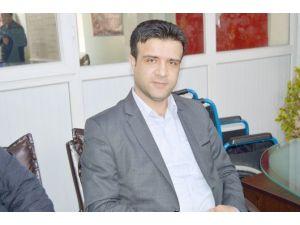 """Başkan Çiğdem, """"2015 Yılında Besni'ye Önemli Yatırımlar Yapıldı"""""""