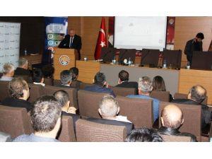 Bartın'da 'Isı Yalıtımı Ve Enerji Verimliliği' Paneli Düzenlendi