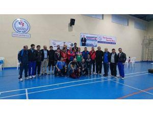 Masa Tenisi Bölgesel Dostluk Ligi Malatya'da Yapıldı