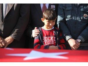 Nevşehir Şehidini 10 Bin Kişi İle Uğurladı