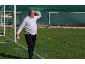 Antalyaspor'da Kayserispor Maçı Hazırlıkları Başladı