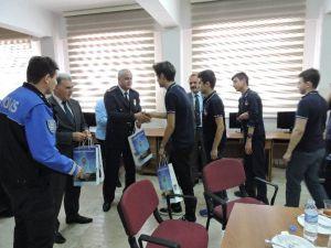 Emniyet Müdürü Yoldan, Öğrencilerle Bir Araya Geldi