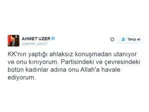 Kılıçdaroğlu'nun Sözlerine Tepkiler