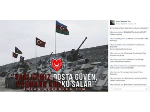 Ermenistan Genelkurmay Ve Enerji Bakanlığı Sitelerini Hacklediler