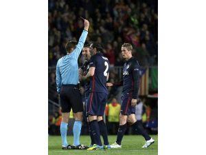 Atletıco Kızardı Barcelona Galip Ayrıldı