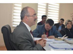 Başkan Şinasi Gülcüoğlu 2015 Yılında Yapılan Hizmet, Yatırım Ve Projeleri Anlattı