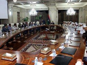 Libya'da Ulusal Kurtuluş Hükümeti yönetimi bıraktı