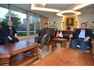 Ehad Adana Şube Başkanı Sarman, ASKON'da