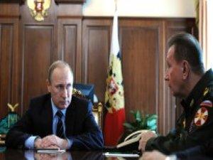 Putin Milli Muhafız Birliği Kuruyor