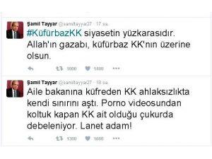 Milletvekili Şamil Tayyar'dan Kemal Kılıçdaroğlu'na Sert Tepki