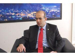 Baro Başkanı, Tokat'ta Artan Suç Oranlarını Değerlendirdi