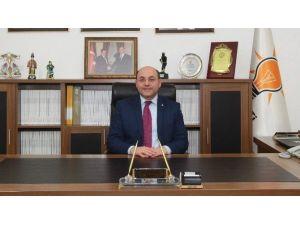 AK Parti Kütahya İl Başkanı Ali Çetinbaş'tan Üç Aylar Ve Regaib Kandili Mesajı