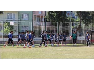 Aydınspor 1923 Moralli Başladı