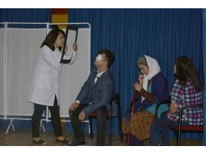 Sungurlu'da Kanser Haftası Programı