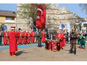 Bursa'da Fetih Coşkusu 690 Yıl Sonra Yeniden Yaşandı