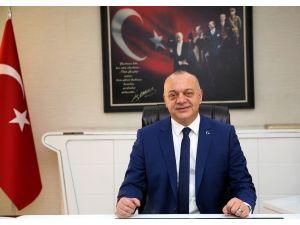 """Başkan Cengiz Ergün:""""üç Aylar Ülkemize Huzur Getirsin"""""""