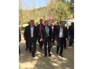 """Başkan Doğan, """"28 Haziran Mahallesi Unutulmuştu"""""""