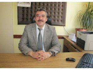 Şube Müdürü Abdulbari Alp, Görevine Başladı