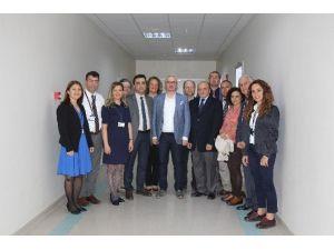 AÜ Hastanesi 5'inci Defa Kalitede Güven Tazeledi