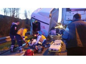 Bolu'da Trafik Kazası: 1 Ölü