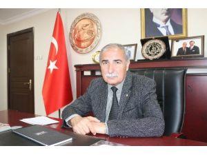 ETSO Başkanı Sarak'ın Regaip Kandili Mesajı
