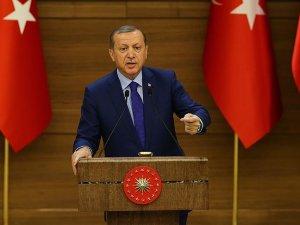 Cumhurbaşkanı Erdoğan: Başında bulunduğu partinin yüz karasıdır