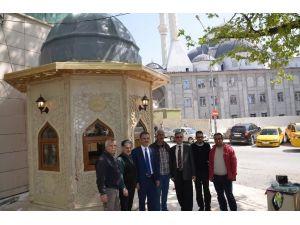 Gemlik'e Osmanlı Taksi Durağı