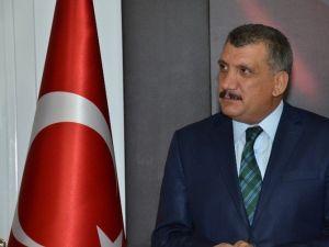 Başkan Gürkan'ın Regaib Kandili Ve Üç Aylar Mesajı