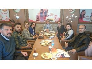 Başkan Fethi Özkara, Yenikent Mahallesi'nde Üyeleri İle Buluştu