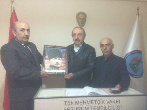 ER-VAK'tan Mehmetçik Vakfına Ziyaret
