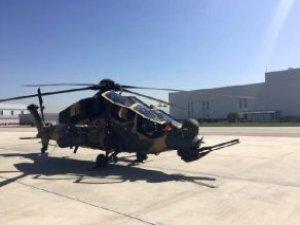 Orgeneral Öztürk, Yerli Helikopter ATAK'la Uçtu