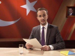 Erdoğan'a Hakaret Eden Alman Mizahçı Üç Yıla Kadar Ceza Alabilir