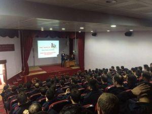 """Erzurum'da """"Evlilik Öncesi Eğitim Programı"""" Düzenlendi"""