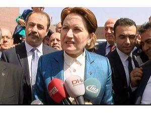 MHP'li Akşener, Kılıçdaroğlu'nun Sözlerini Değerlendirdi