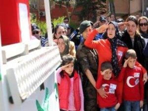 Şehit Komiser Yardımcısı Aktaş'ı,15 Bin Gümüşhaneli Uğurladı
