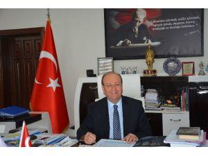 Başkan Özakcan'ın Kandil Mesajı