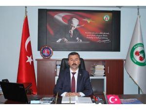 Başkan Cavit Erdoğan'dan Üç Aylar Ve Regaib Kandili Mesajı