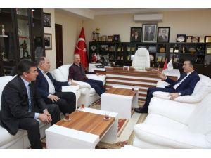 Bakan Yardımcısı Çelik'ten Dişli'ye Ziyaret