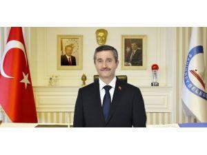 """""""Şahinbey Belediye Başkanı Mehmet Tahmazoğlu:"""