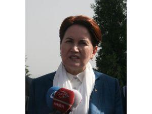 Akşener, Kılıçdaroğlu'nun Konuşmasını Değerlendirdi