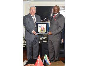 Ebso'dan Serbest Ticaret Anlaşması Çağrısı