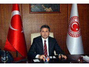 TBMM Başkan Vekili Ahmet Aydın,
