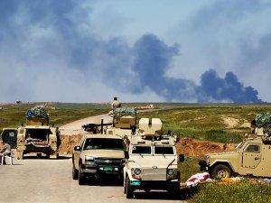 Musul'u kurtarma operasyonunda 70 DAEŞ militanı öldürüldü