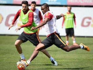 Galatasaray'da Çaykur Rizespor maçının hazırlıkları sürüyor