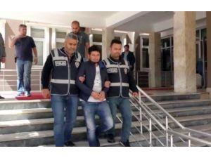Salihli'de PTT Soyguncusu Tutuklandı